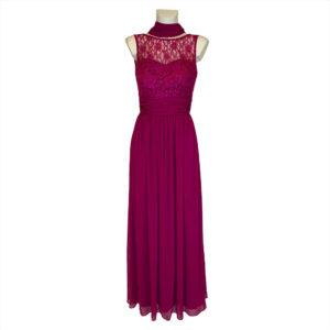 Abito lungo fucsia - Boutique Viggiani - Abbigliamento donna casual e cerimonia a Pisticci