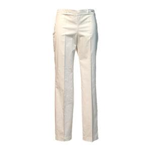 Pantalone Capri bianco - Boutique Viggiani - Pisticci
