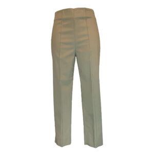 Pantalone a vita alta beige - Boutique Viggiani - Shopping online - Abbigliamento donna casual e cerimonia a Pisticci