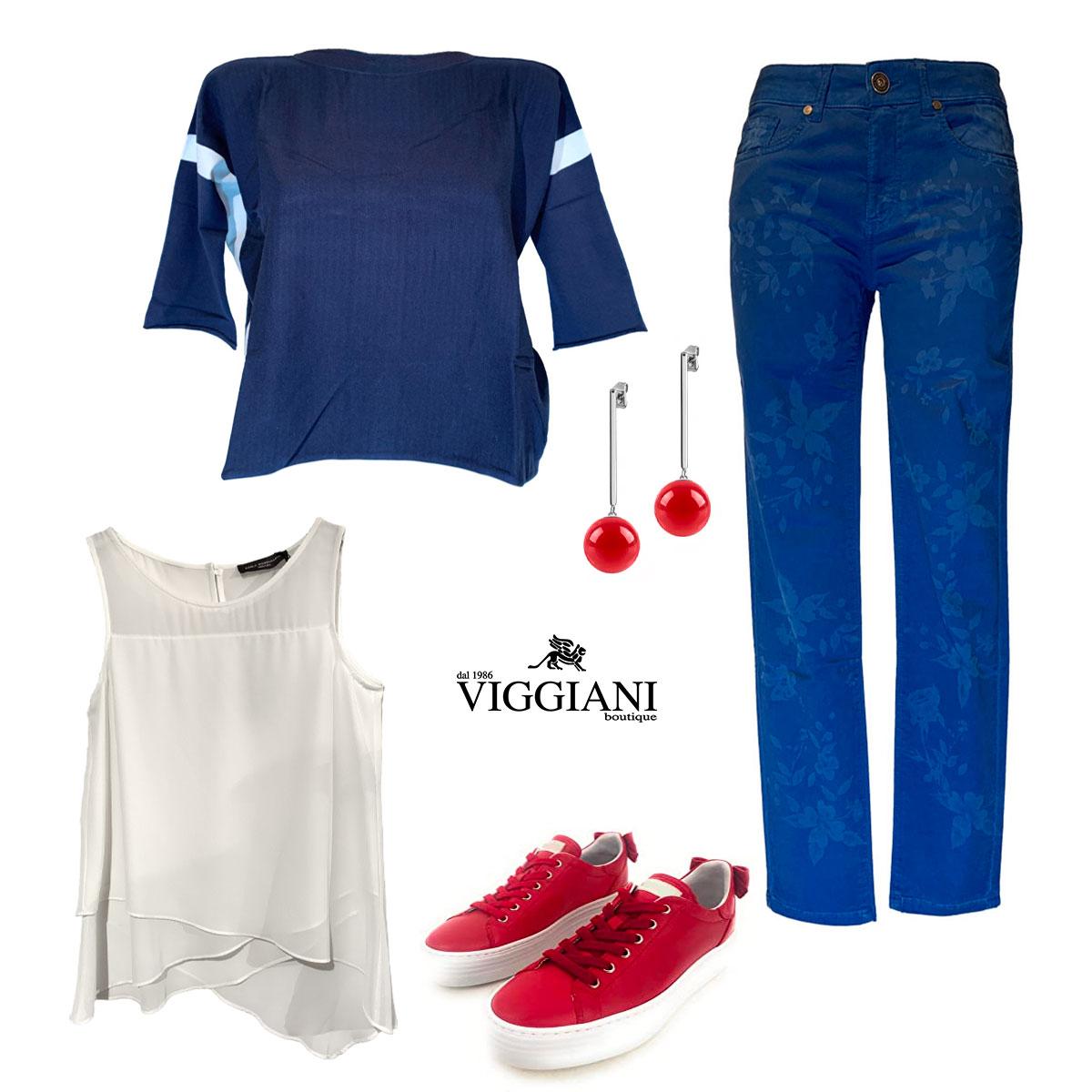 Outfit gita fuoriporta - Boutique Viggiani - Shopping online - Abbigliamento donna casual e cerimonia a Pisticci
