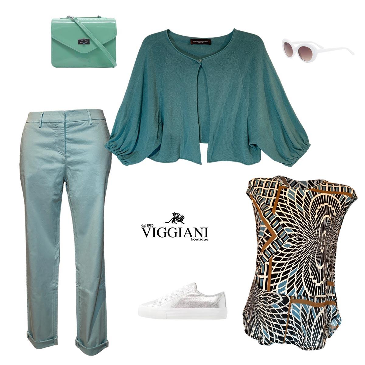 Outfit domenica al parco - Boutique Viggiani - Shopping online - Abbigliamento donna casual e cerimonia a Pisticci