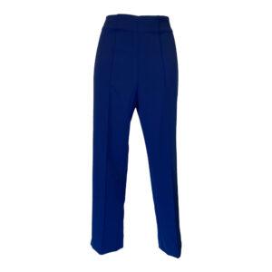 Pantalone bielastico bluette - Boutique Viggiani - Abbigliamento donna casual e cerimonia a Pisticci