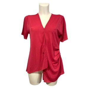 Maglia in lurex fucsia - Boutique Viggiani - Shopping online - Abbigliamento donna casual e cerimonia a Pisticci