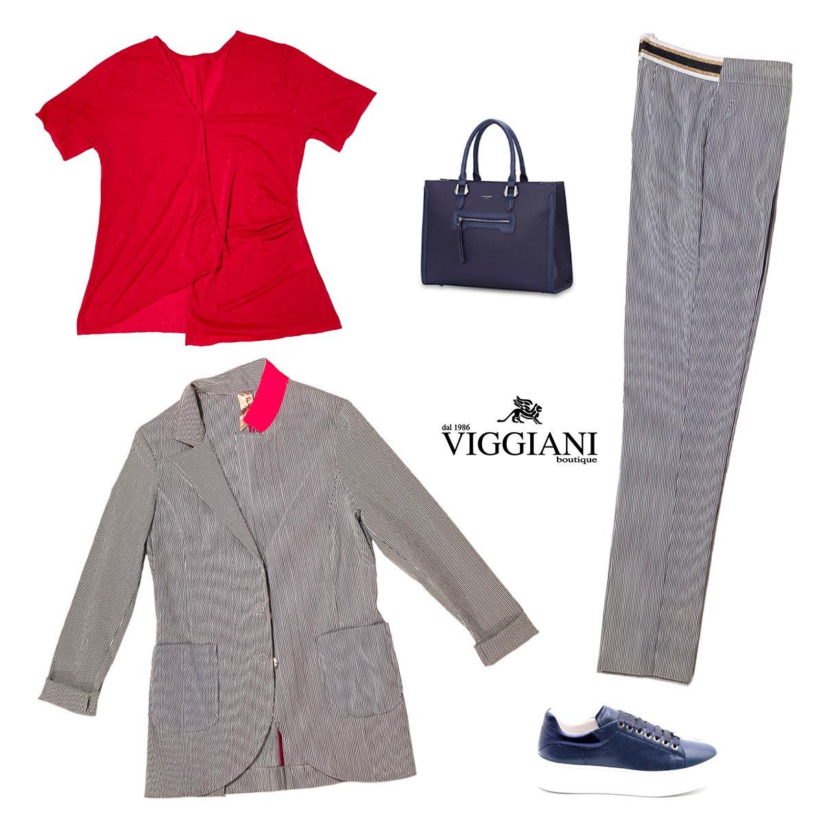 Outfit esame di maturità - Boutique Viggiani - Shopping online - Abbigliamento donna casual e cerimonia a Pisticci