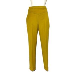 Pantalone giallo senape - Boutique Viggiani - Shopping online - Abbigliamento donna casual e cerimonia a Pisticci