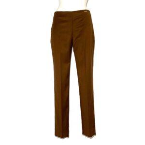 Pantalone marrone bruciato - Boutique Viggiani - Shopping online - Abbigliamento donna casual e cerimonia a Pisticci