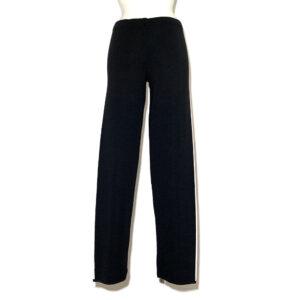 Pantalone nero con fascia bianca - Boutique Viggiani - Shopping online - Abbigliamento donna casual e cerimonia a Pisticci